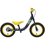 image of Apollo Wizzer Balance Bike Blue - 12""
