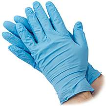 image of Draper Nitrile Gloves - 10 pack