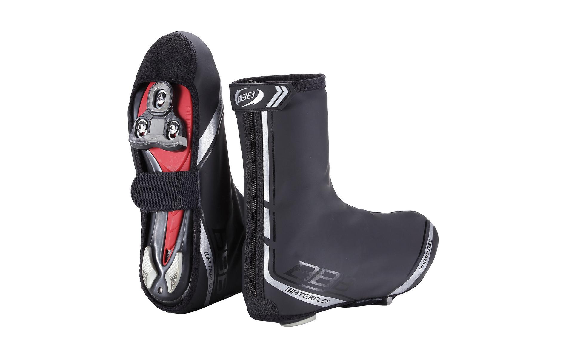 BBB WaterFlex Overshoes Black, 39-40