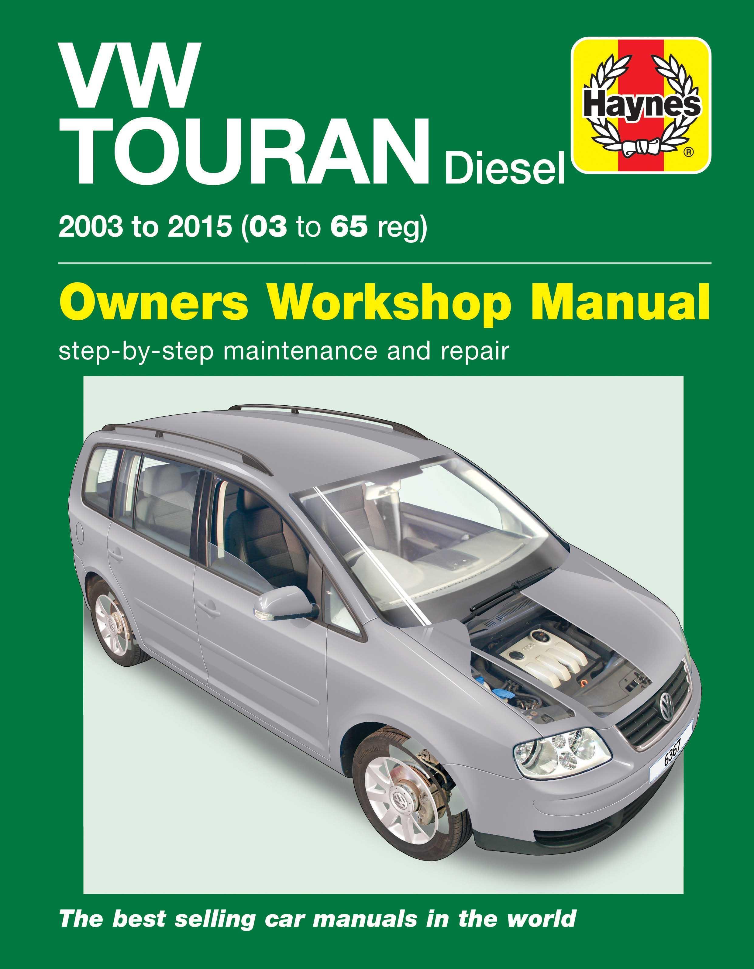 haynes vw touran diesel 03 15 m rh halfords com vw touran haynes manual vw touran workshop manual free download