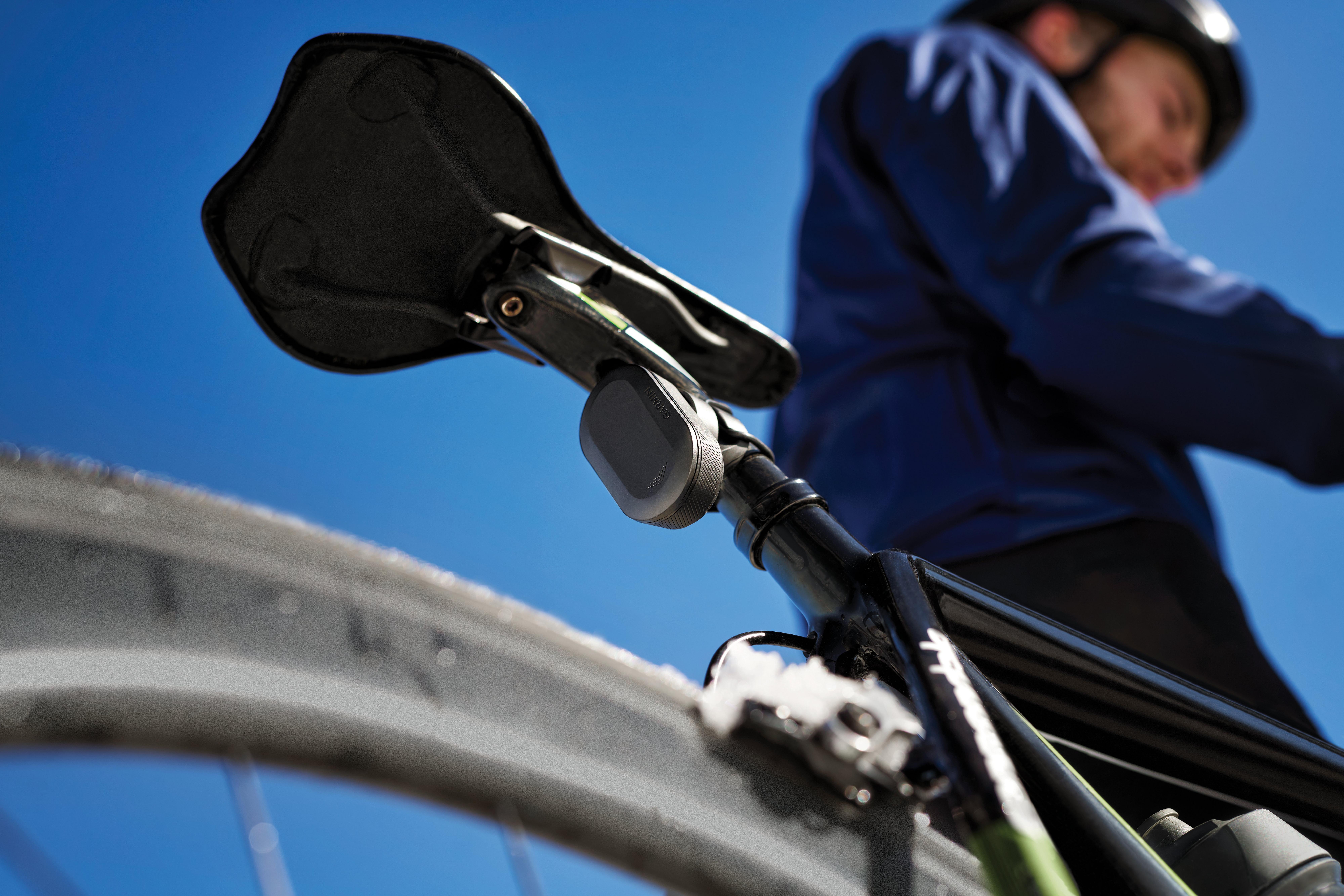 UK//France Garmin Varia RVR315 Rearview Cycling Radar