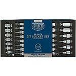 image of Halfords Advanced Modular Tray Set - 36pc Bit Socket Set