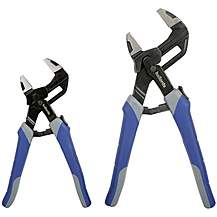 image of Halfords 2 Piece Self-Adjusting Pliers