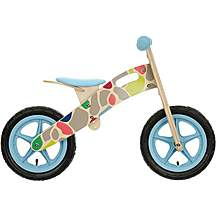 Apollo Wooden Giraffe Balance Bike - 12