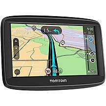 image of TomTom Start 42 Sat Nav with Lifetime Western Europe Maps Ex Display