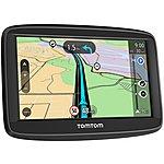 image of TomTom Start 42 Sat Nav with Lifetime Western Europe Maps