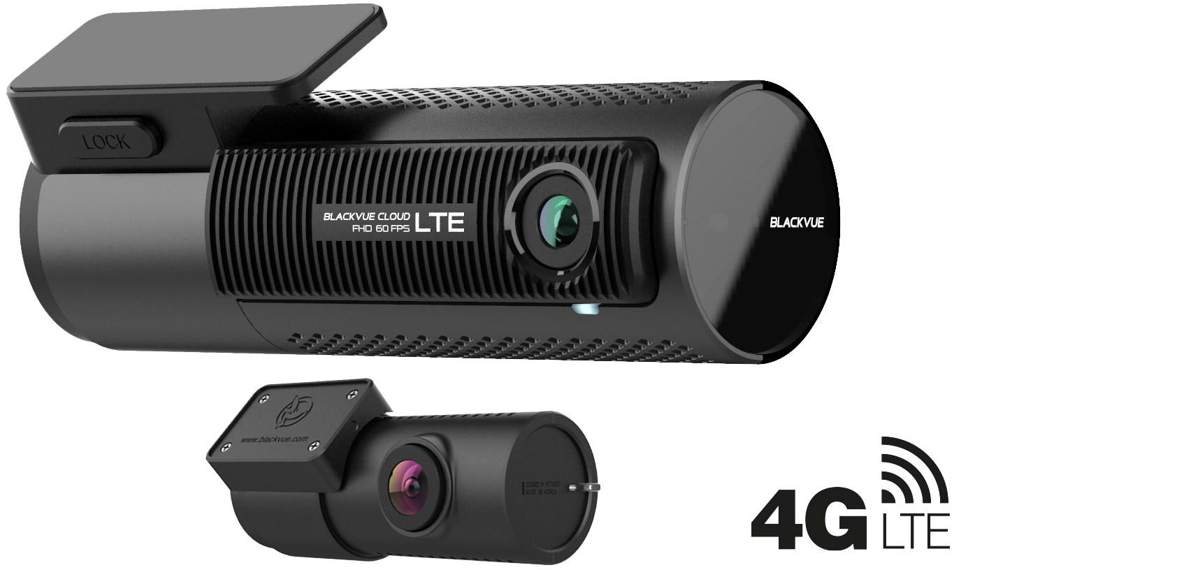 BlackVue DR750-2CH LTE Dash Cam