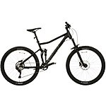"image of Voodoo Canzo Full Suspension Mens Mountain Bike - 16"", 18"", 20"" Frames"