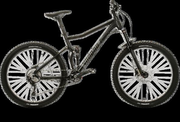 Voodoo Full Suspension Downhill Mountain Bikes