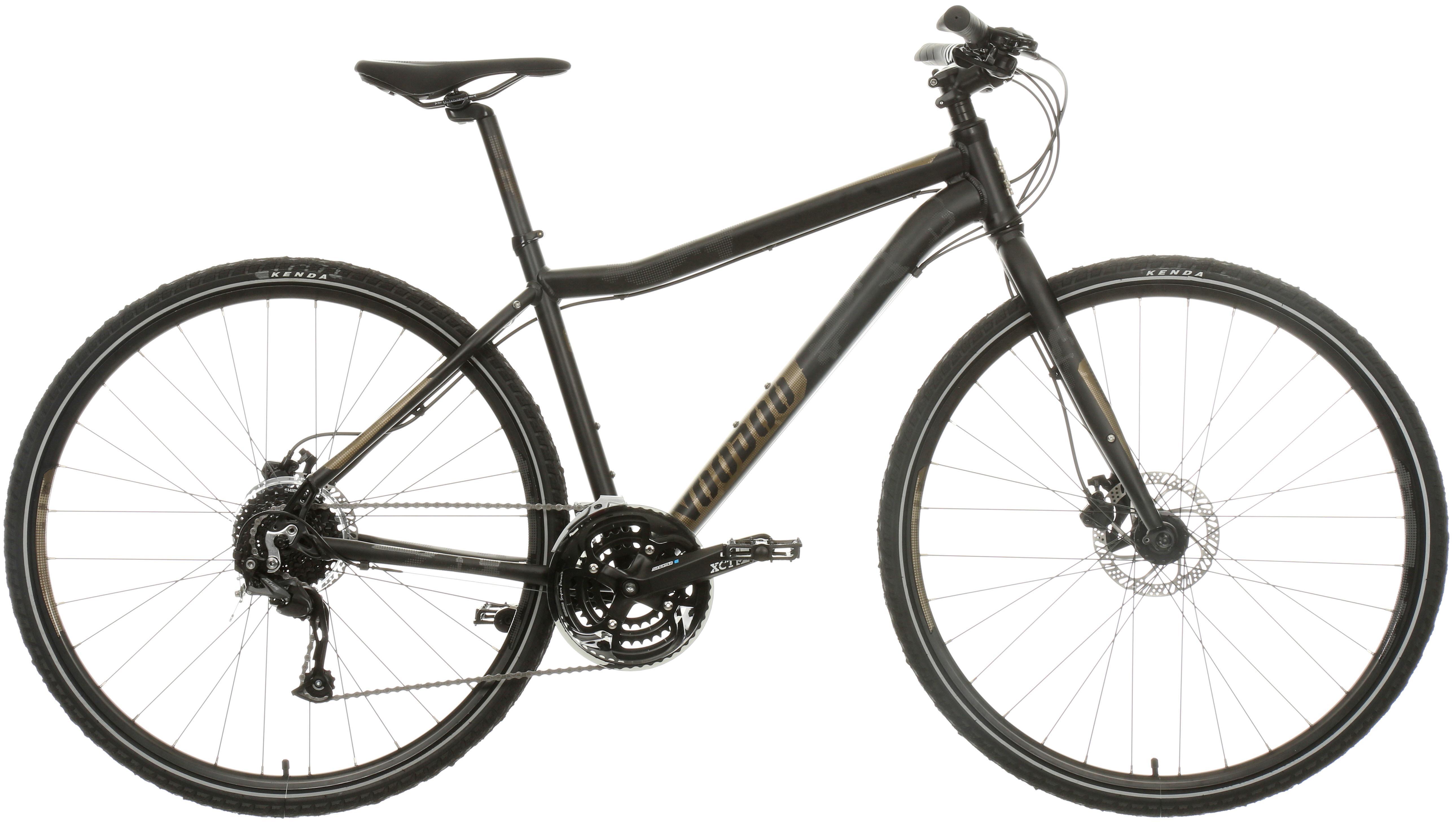 Voodoo Marasa Hybrid Bike   18 Inch