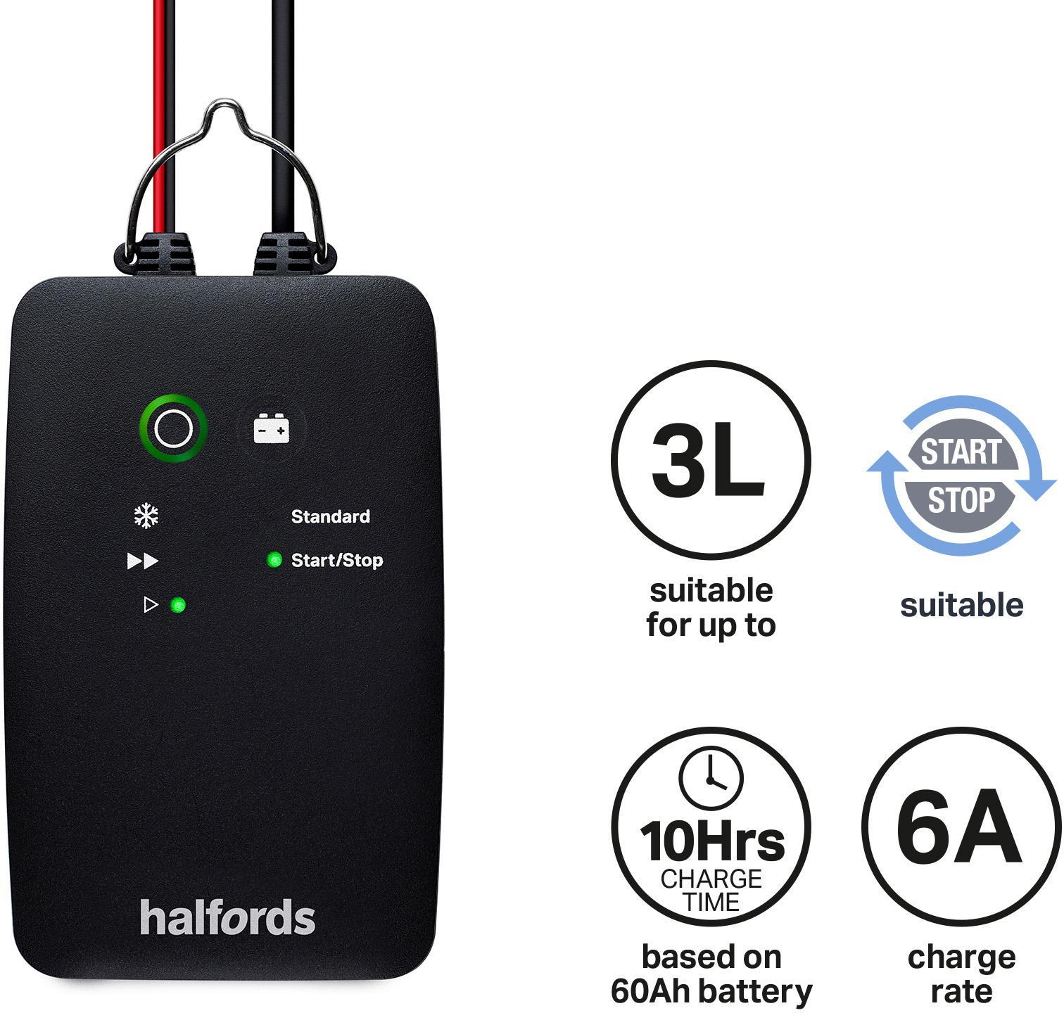 halfords smart charger plus 12v v rh halfords com halfords portable powerpack 200 instruction manual User Manual