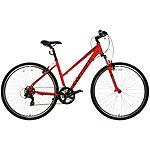 "image of Carrera Crossfire Limited Edition Womens Hybrid Bike - 16"", 18"", 20"" Frames"