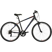 "image of Carrera Crossfire Limited Edition Mens Hybrid Bike - 17"", 19"", 21"" Frames"
