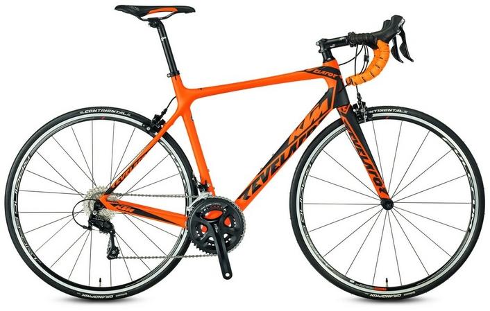 ktm revelator 3500 105 mens road bike - 2017