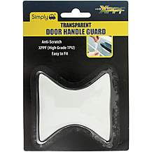 image of Simply Round Anti-Scratch Door Handle Protection (4-Pack)