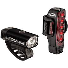 image of Lezyne Hecto 400/150 Bike Light Set
