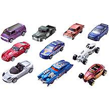 449135: Hot Wheels 10 pack