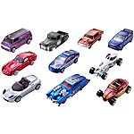 image of Hot Wheels 10 pack