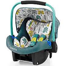 Cosatto Port Group 0+ Child Car Seat