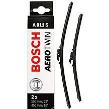 image of Bosch A011S  Wiper Blades Full Set
