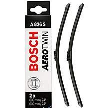 image of Bosch A826S  Wiper Blades Full Set