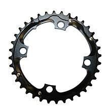 image of Truvativ Chainring 36T-4Bolt-104 2-10 S1