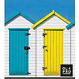 Beach Hut 4 Pole Compact Windbreak