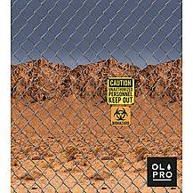 image of Biohazard 4 Pole Compact Windbreak