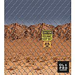 Biohazard 4 Pole Compact Windbreak