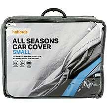 image of Halfords All Seasons Car Cover Small