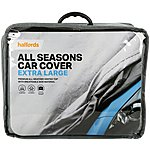 image of Halfords All Seasons Car Cover Extra Large