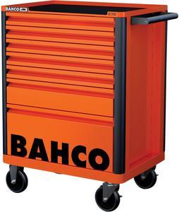 Bahco 1472K7 7 Drawer Tool Trolley