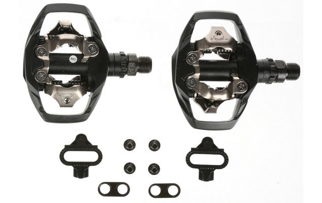 e00e1dc85 Shimano M530 MTB SPD Two Sided Mechanism Trail Pedals