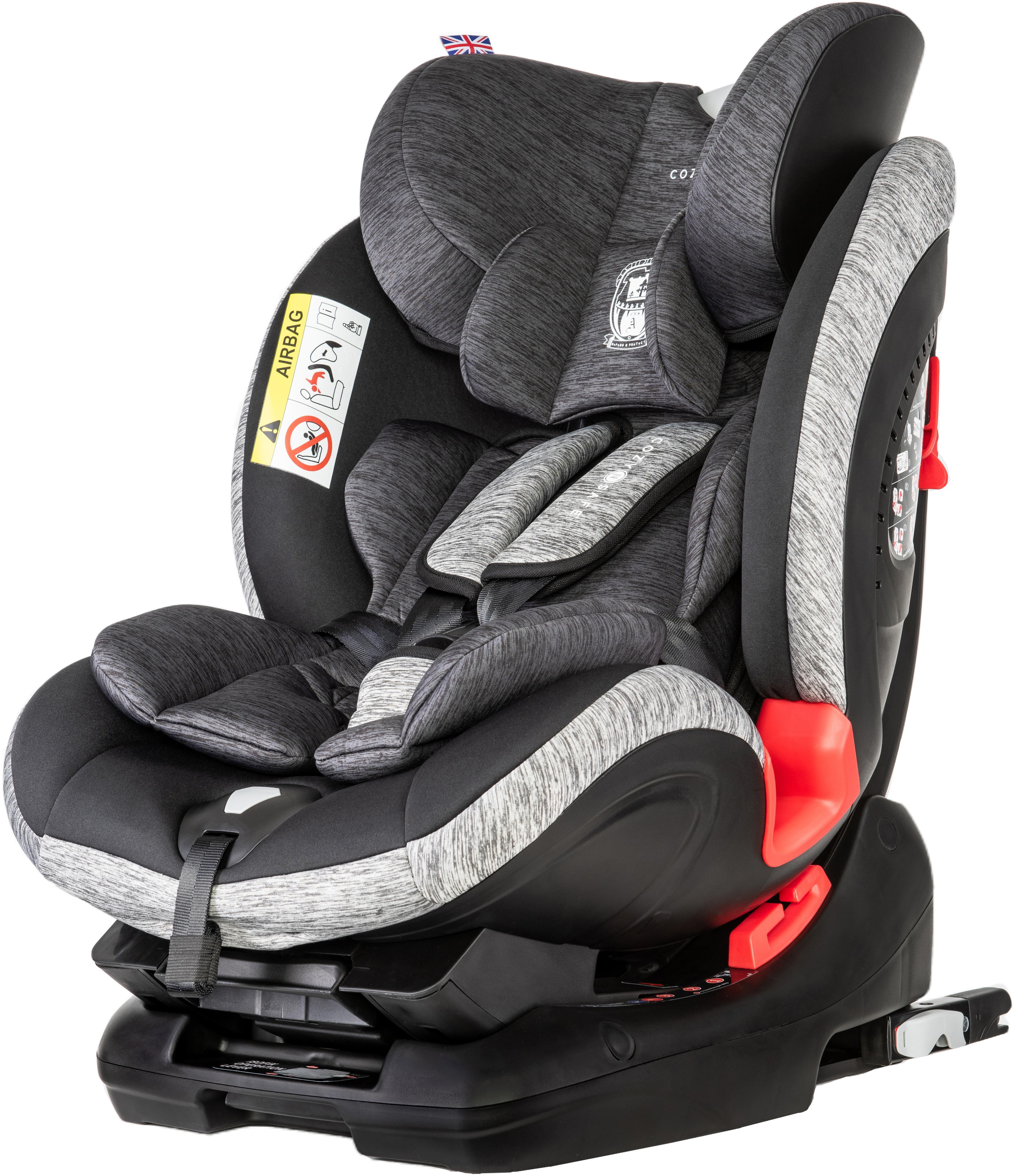 Cozy N Safe Arthur Car Seat