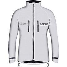 image of Proviz Reflect 360+ Cycling Jacket Silver