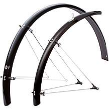 "image of SKS Bluemels MTB Trekking Mudguard Set - 26"" x 53mm"