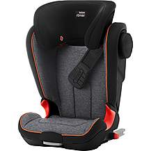 image of Britax Kidfix XP SICT Black Series Child Car Seat