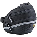 image of Topeak Wedge Saddle Bike Bag with Quickclip - Medium