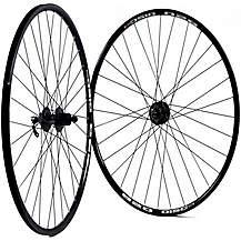 image of 650B MTB Shimano Deore Disc 8/9 Speed Wheelset