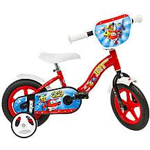 Super Wings Kids Bike - 10