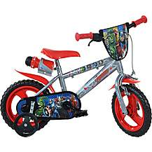 "image of Avengers Kids Bike - 12"" Wheel"