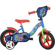 "image of PJ Masks Kids Bike  - 10"" Wheel"