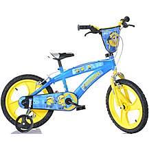 "image of Minions Kids' Bike - 14"" Wheel"