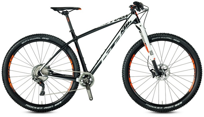 Ktm Myroon 29 Prime 29er Mens Mountain Bike 2017
