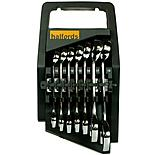 Halfords Advanced 7 piece Stubby Spanners Set