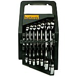 image of Halfords Advanced 7 piece Stubby Spanners Set