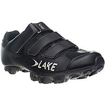 image of Lake MX161 MTB Wide Fit Shoe Black