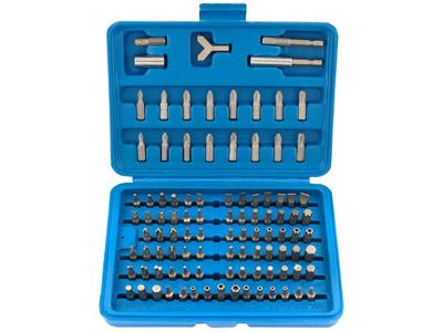 100-piece Draper Screwdriver Set
