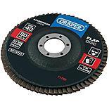 Draper 115mm Flap Discs