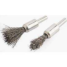 image of Draper 2 Piece Wire Brush Set